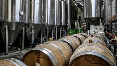fermentation bières  par Lilian Lenard