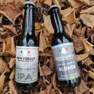 les bières de la brasserie New Forest Brewing Company